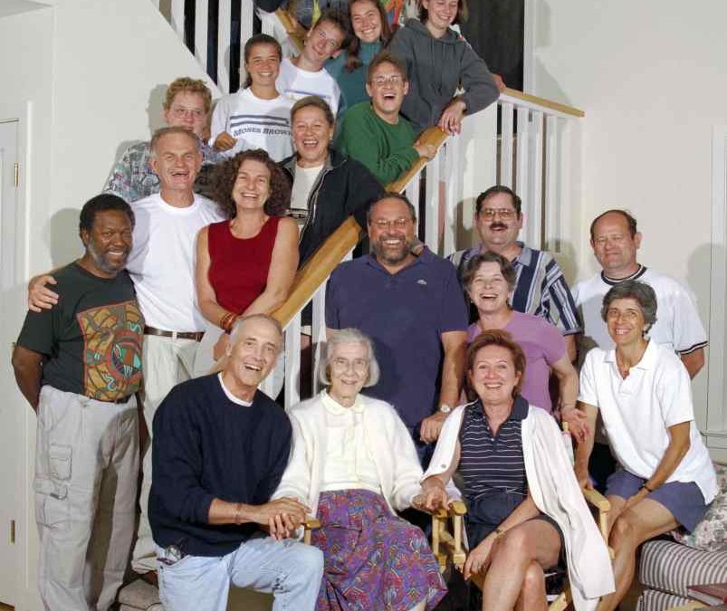 Thirty-Two Relatives Under One Roof: a Raucous-Turned-Revelational Family Reunion