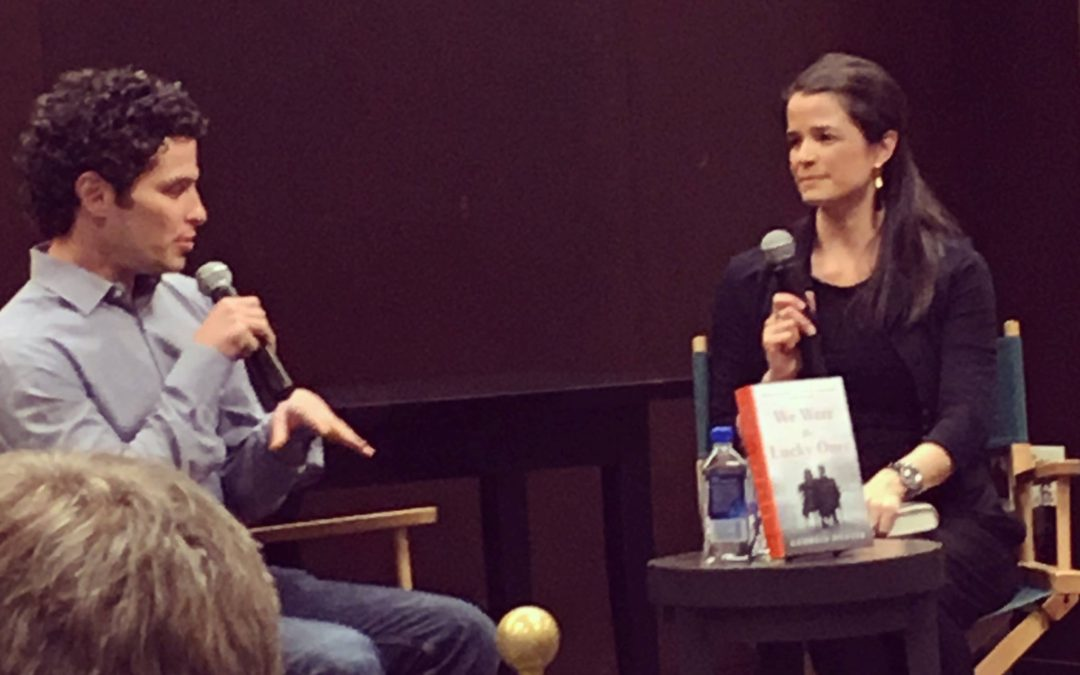 9 Down, 1 to Go: Highlights from the Book Tour
