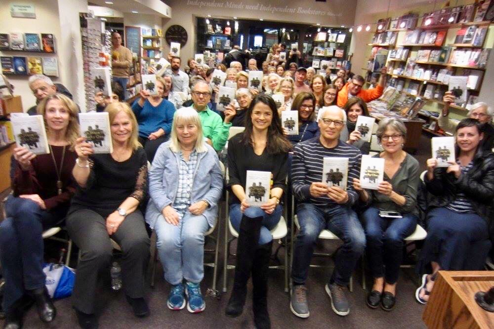 We Were the Lucky Ones Hits the Road for Paperback Tour #2